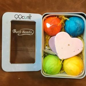 Other - Bath Bomb Set